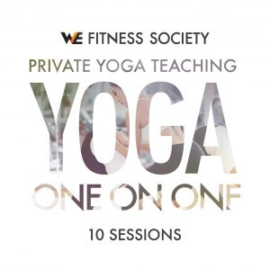 10 Session Yoga One On One