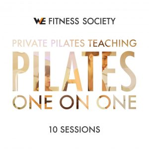 10 Session Pilates One On One