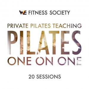 20 Session Pilates One On One